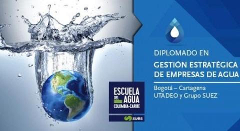 Escuela Agua lanza Colombia nuevo diplomado Gestión Estratégica Empresas Agua