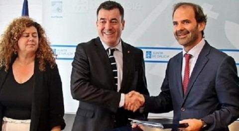 Viaqua y Escuela Agua impulsan FP Dual Galicia