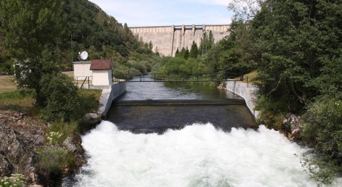 web SAIH Duero renueva imagen e incorpora datos red calidad aguas
