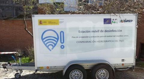 CHT pone disposición ciudadanos tres estaciones móviles desinfectar embarcaciones