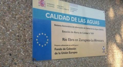 Publicado informe datos red automática calidad (Red SAICA) Ebro 2017