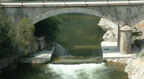 ACA mejora funcionamiento varias estaciones aforo cuenca río Ter