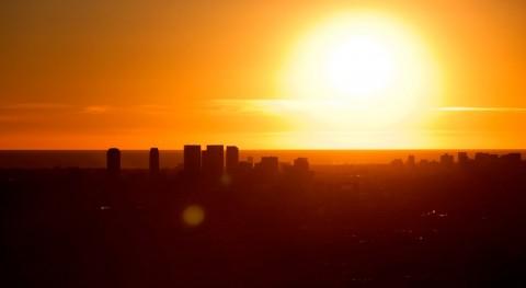 2016, quinto año más cálido siglo XXI