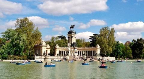 Historias Madrid (V): 10 curiosidades estanque Retiro