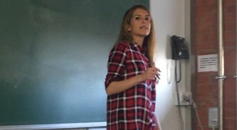 """Estefanía Martínez: """"YWP fomenta desarrollo jóvenes interesados sector agua"""""""