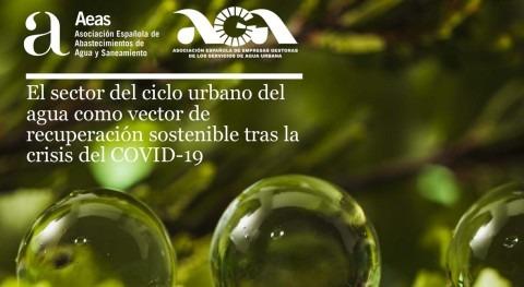 sector agua urbana envía propuestas al Gobierno recuperación COVID-19