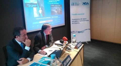 inversión infraestructuras agua y saneamiento España continúa siendo insuficiente