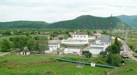 Inauguración planta agua potable Santa Maria Orlea Rumanía