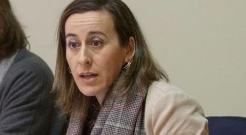 Ethel Vázquez ha presentado el programa operativo de los fondos Feder Galicia (foto de archivo)