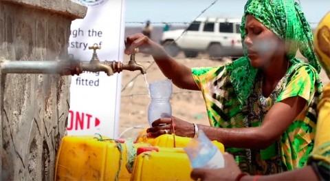 DuPont, USAID y organizaciones comunitarias se unen suministrar agua potable segura Etiopía