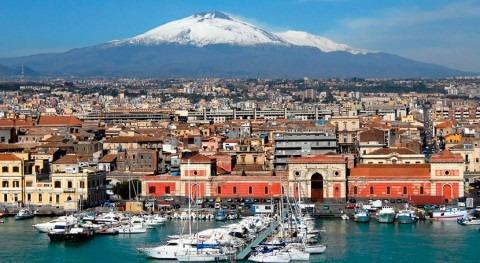 volcán Etna podría actuar como fuente termal gigante