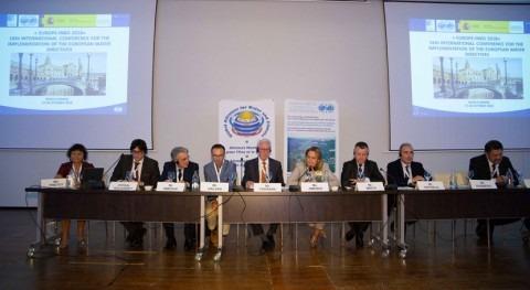 Sevilla acoge decimosexta Conferencia Internacional EURO-RIOC