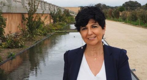 """Eva Alcón: """" gestión eficiente áreas verdes ciudades precisa tecnología IoT"""""""
