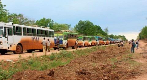 Más 600.000 desplazados inundaciones Etiopía antes llegada Niña