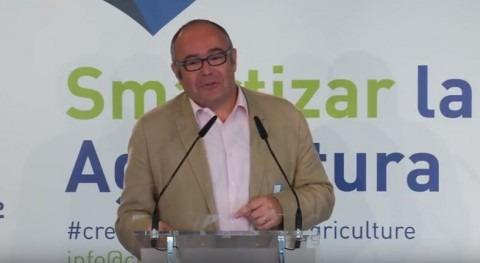 tendencias agricultura smart, debate jornada SUEZ y CREA