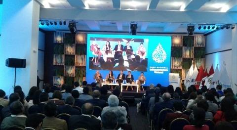 Perú avanza infraestructura natural seguridad hídrica