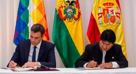 Bolivia seguirá contando apoyo España acceso al agua y saneamiento básico