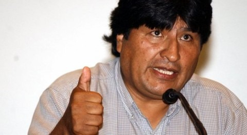 Evo Morales garantiza 78 millones dólares cuatro proyectos agua potable país