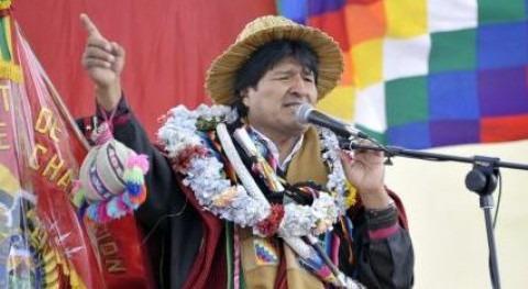 Bolivia continua aumentando cobertura agua potable y sistemas riego comunidades