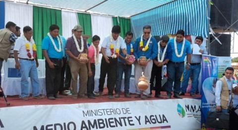 Gobierno Bolivia inicia obras protección inundaciones Santa Cruz