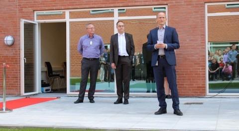 Kamstrup expande instalaciones Dinamarca nueva ala tecnológica
