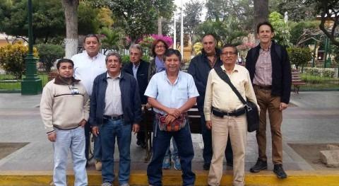 Expertos MAPAMA viajan Perú elaborar Plan Reconstrucción Niño Costero
