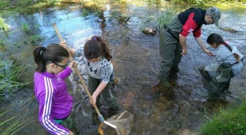 '¡Explora tu río!' cumple 10 años Educación Ambiental torno ríos escuelas rurales