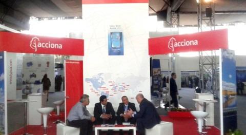 ACCIONA Agua presenta Expo Agua Perú tecnologías campo depuración