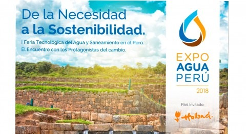 GS Inima participará Expoagua 2018 Perú