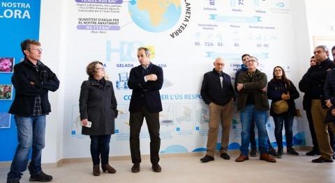 Global Omnium crea exposición agua nuevo centro interpretación Quart Poblet