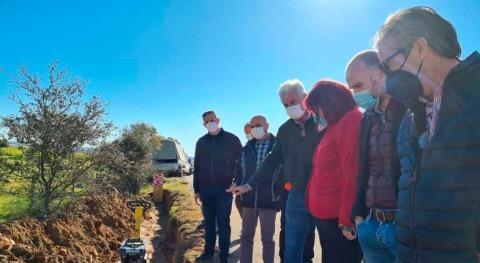 Extremadura invierte más 2,2 millones euros mejora zona regable Valdecañas