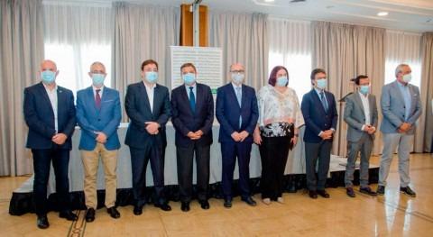 Fernández Vara considera fundamental modernizar regadío desarrollo Extremadura