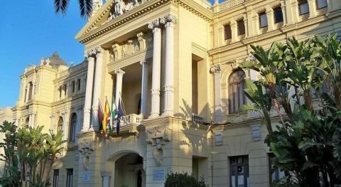 Málaga ejecuta cinco obras mejora drenaje y separación pluviales y saneamiento