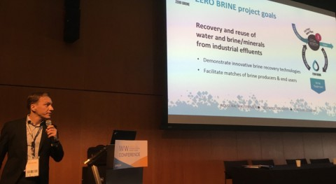 proyecto Zero Brine organiza jornada European Water Innovation Conference