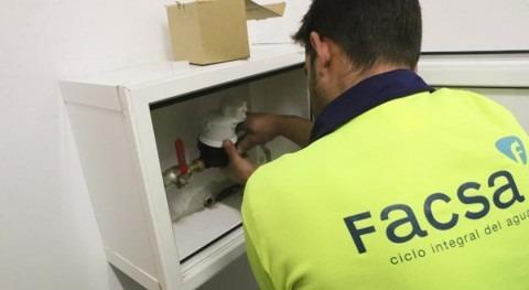 FACSA y Ayuntamiento Siero instalan contadores inteligentes telelectura