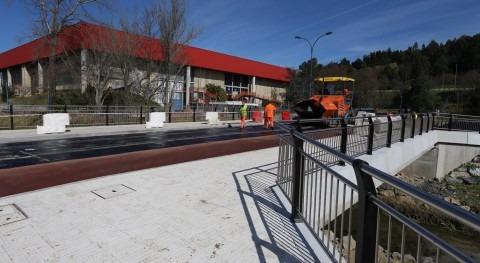 URA abre hoy puente Fadura Getxo