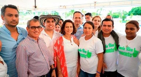 familias Córdoba ya disponen soluciones vivienda y agua potable