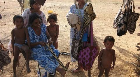 wayúu continúan riesgo falta acceso al agua potable