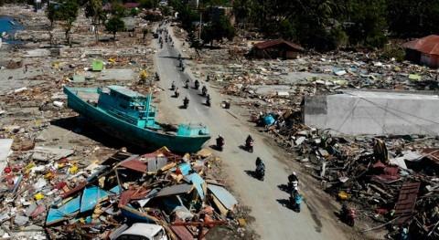 FAO ayudará agricultores y pescadores indonesios recuperarse terremoto y tsunami