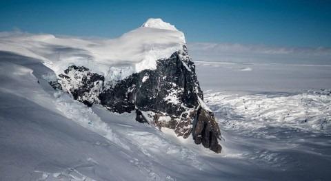 agua cálida y viento podrían ser explicación deshielo glaciar Antártida