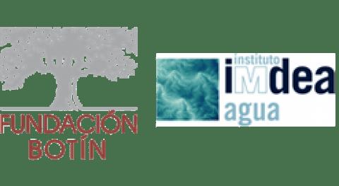 """"""" I+D+i IMDEA Agua"""", Eloy García Calvo. Coloquio Observatorio Agua Fundación Botín"""