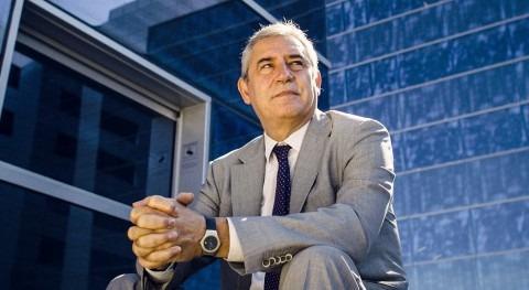 """Félix Parra: """"Somos líderes españoles mercado agua"""""""