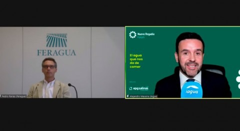 FERAGUA reivindica alta eficiencia regadío andaluz y lo sitúa al nivel regadío israelí