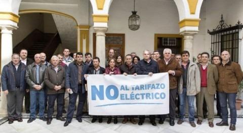 Nueve organizaciones regantes y agrarias unen fuerzas tarifazo eléctrico próximo 26 febrero