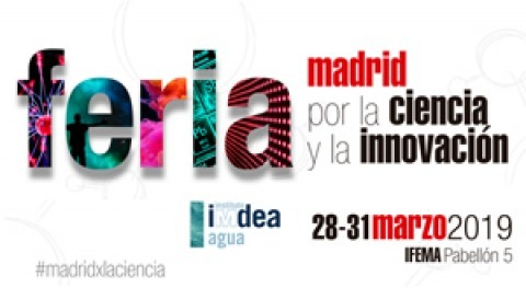 Feria Madrid Ciencia y Innovación