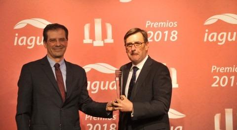 iPERL Sensus, reconocido como Mejor Producto 2018