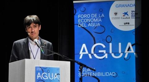 Fernando Magdaleno (MITECO) será ponentes presentación iAgua Magazine 25