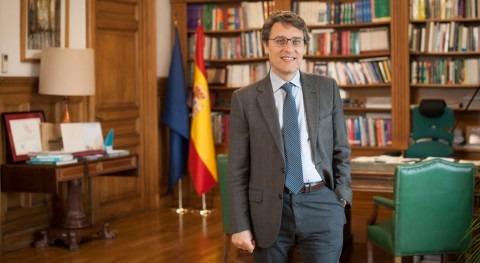 """Fernando Miranda: """" agricultura española no puede entenderse regadío"""""""