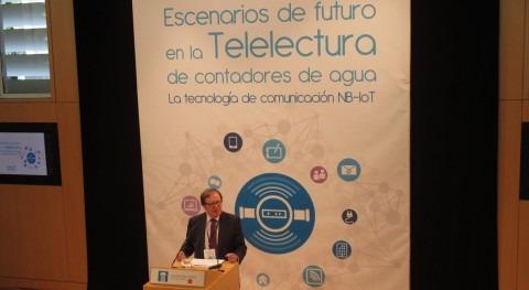 AEAS debate trasformación digital y telelectura gestión agua urbana