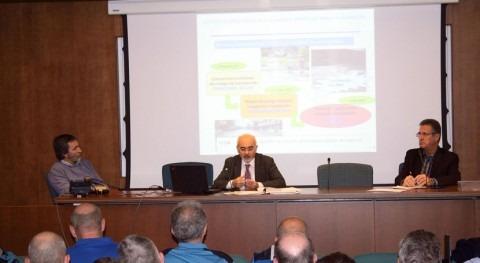 Servicio Policía Aguas y Cauces Públicos CHJ celebra reunión anual